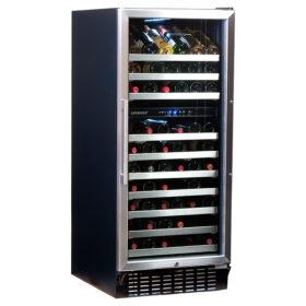 Cava para 111 botellas, 2 temperaturas CV120-2T